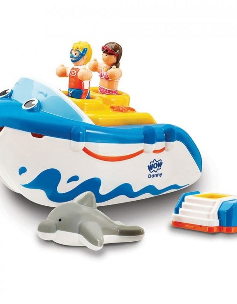 WOW Toys Danny's Diving Adventure