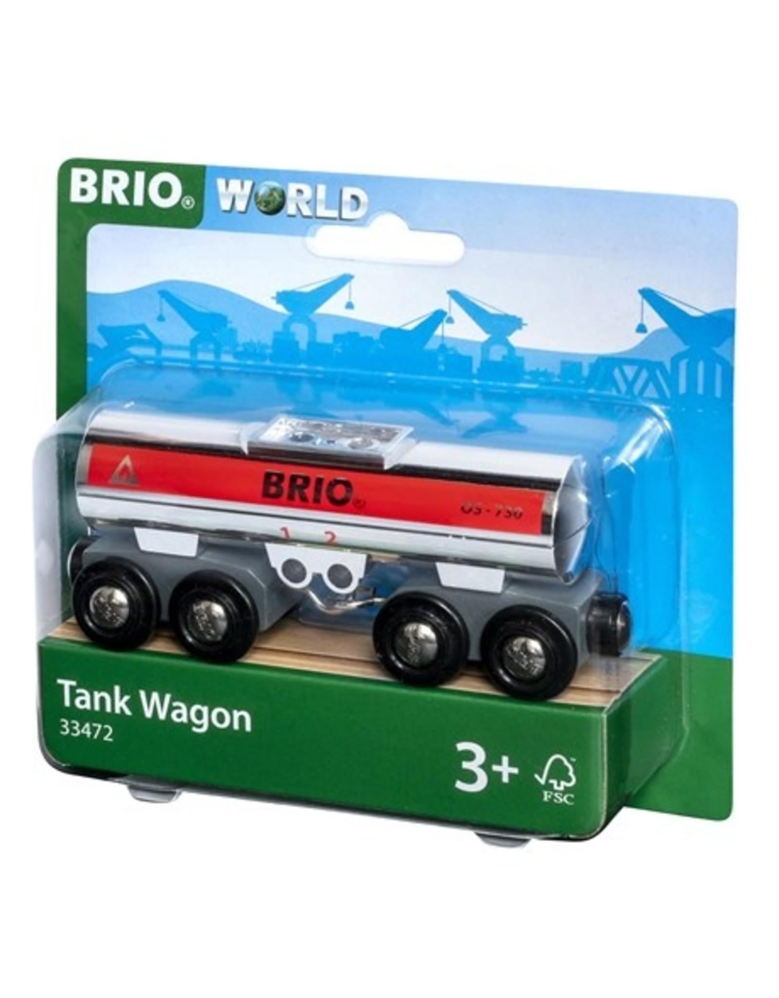 Brio Tank Wagon
