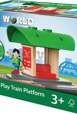 Brio Record & Play Train Platform