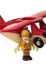 Brio Safari Vliegtuig