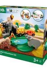 Brio Safari Adventure Set