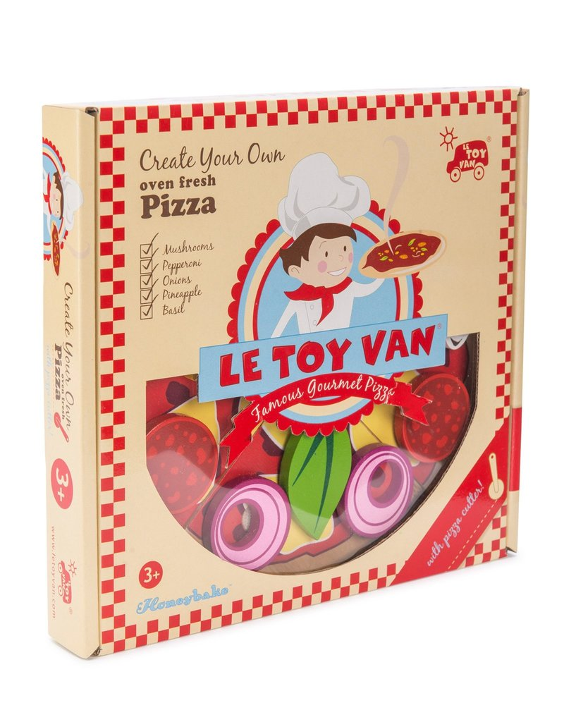 Le Toy Van Pizza