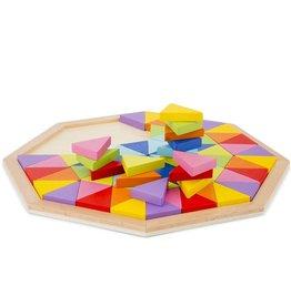 New Classic Toys Octagon Puzzel