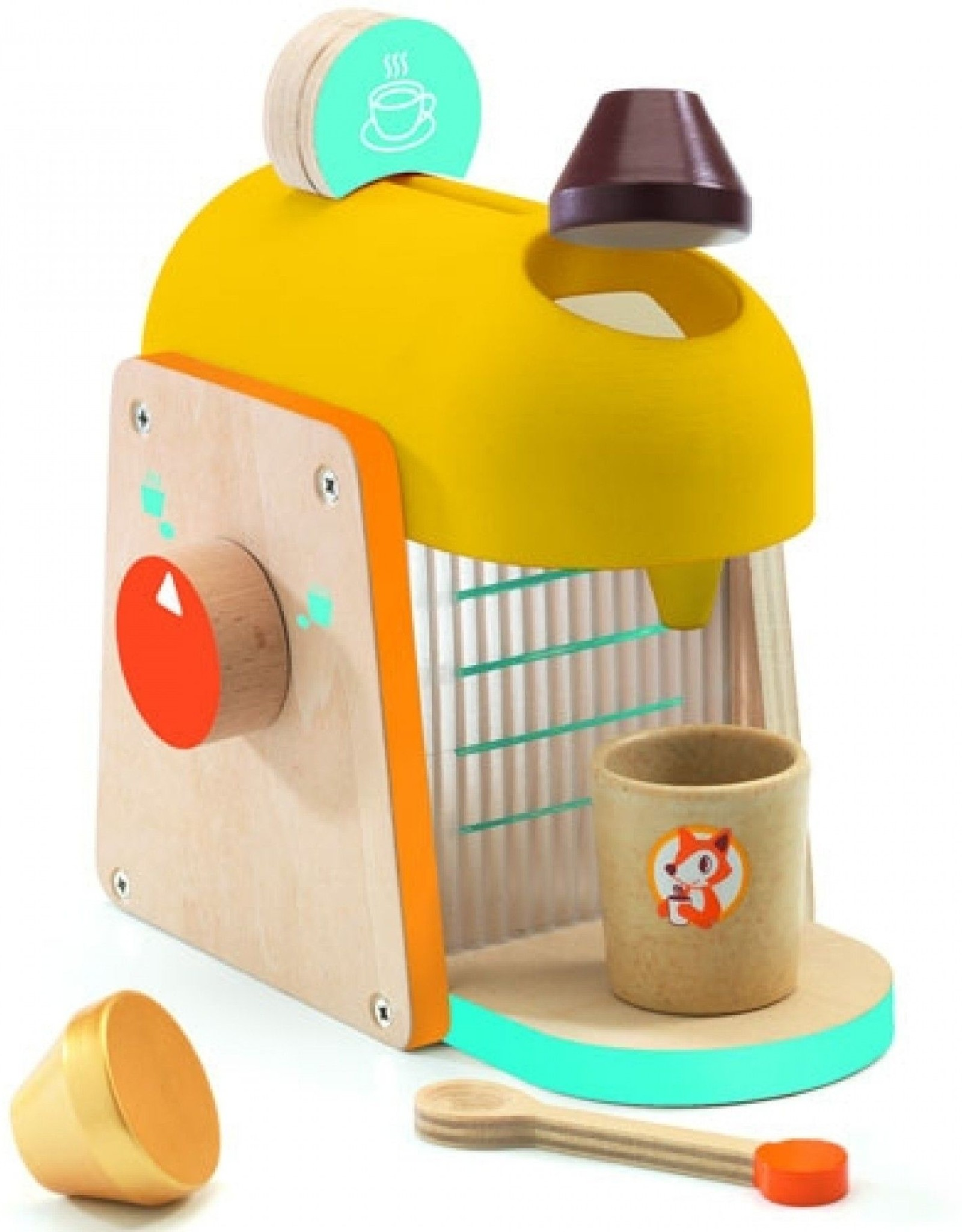 Djeco Espresso Machine