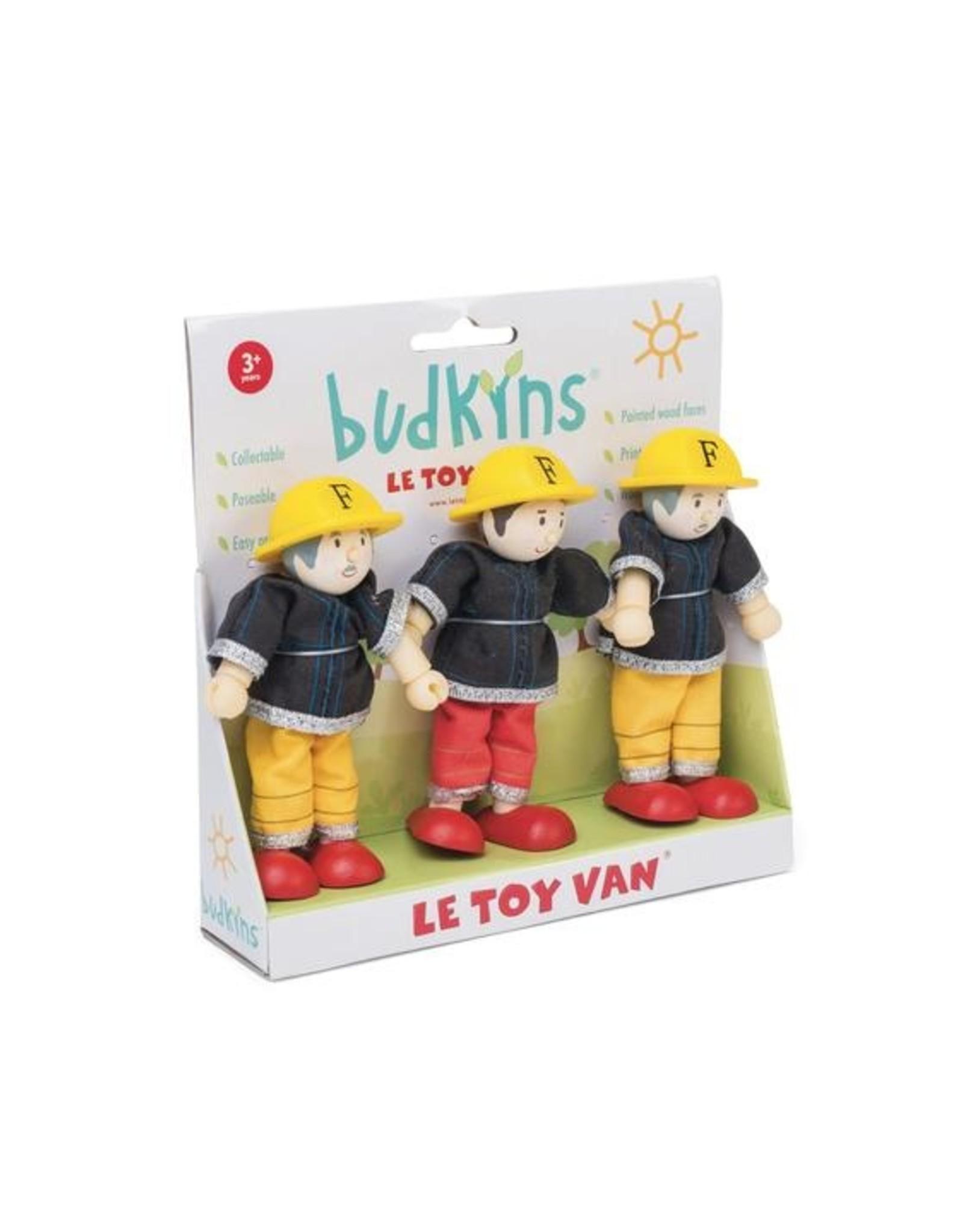 Le Toy Van Brandweermannen