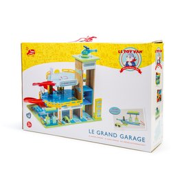 Le Toy Van Garage Le Grand