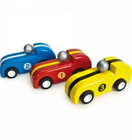 Le Toy Van Pullback Racers