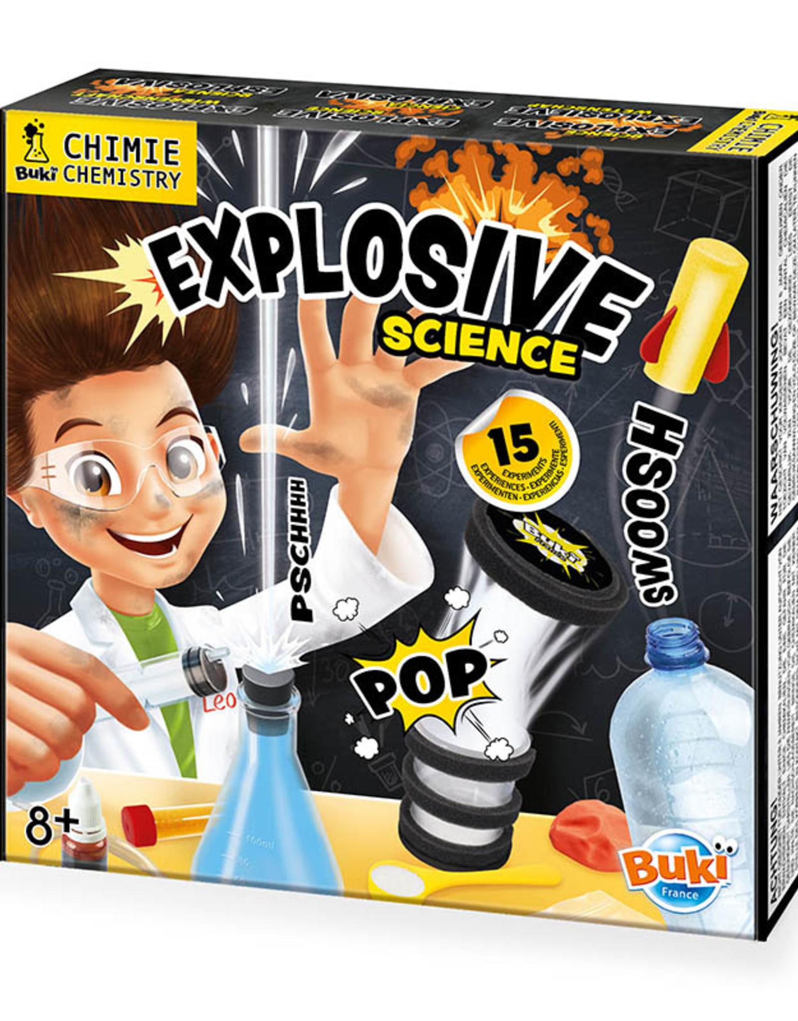 Buki Explosive Science