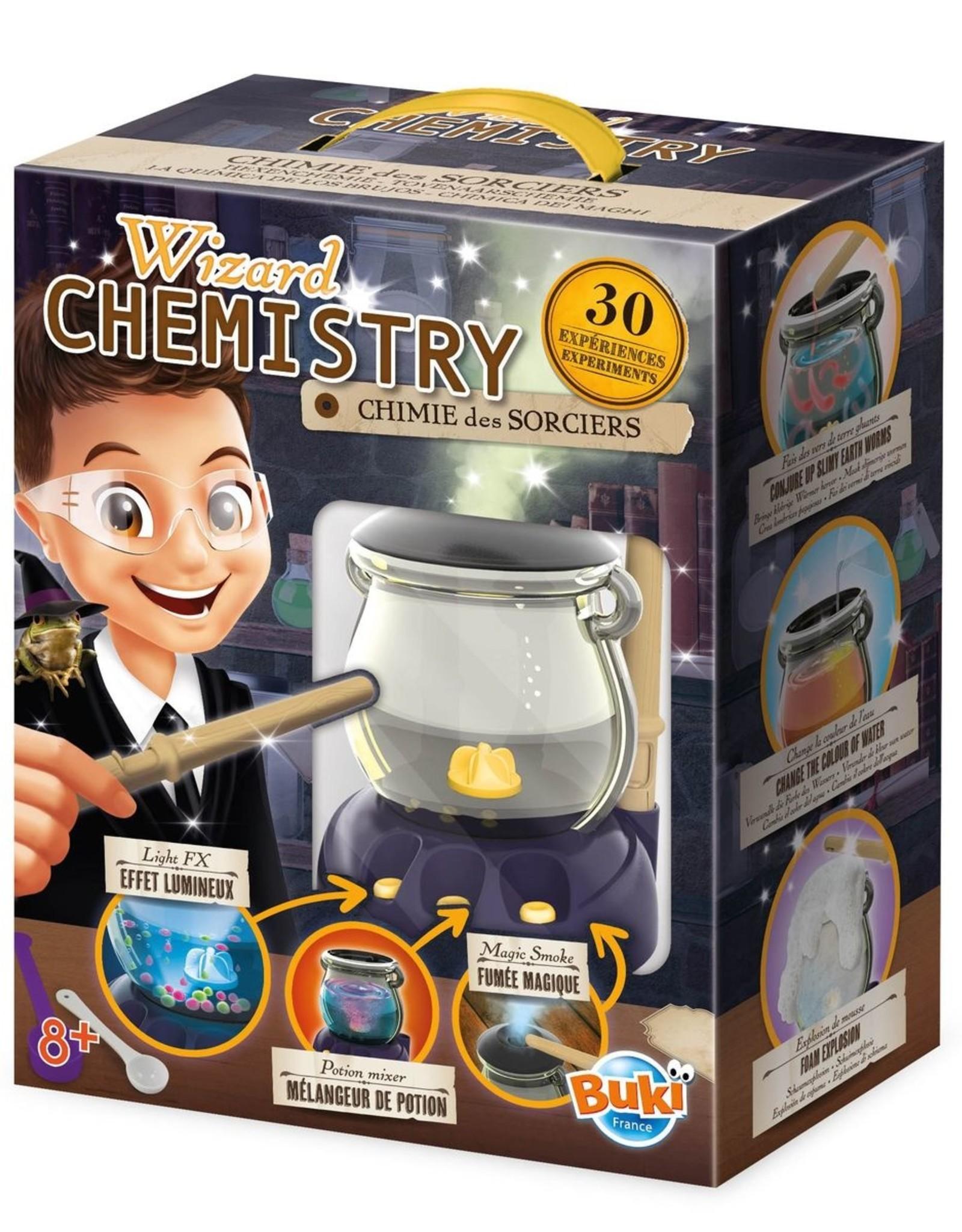 Buki Tovenaars Chemie