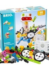 Brio Builder Record & Play Set
