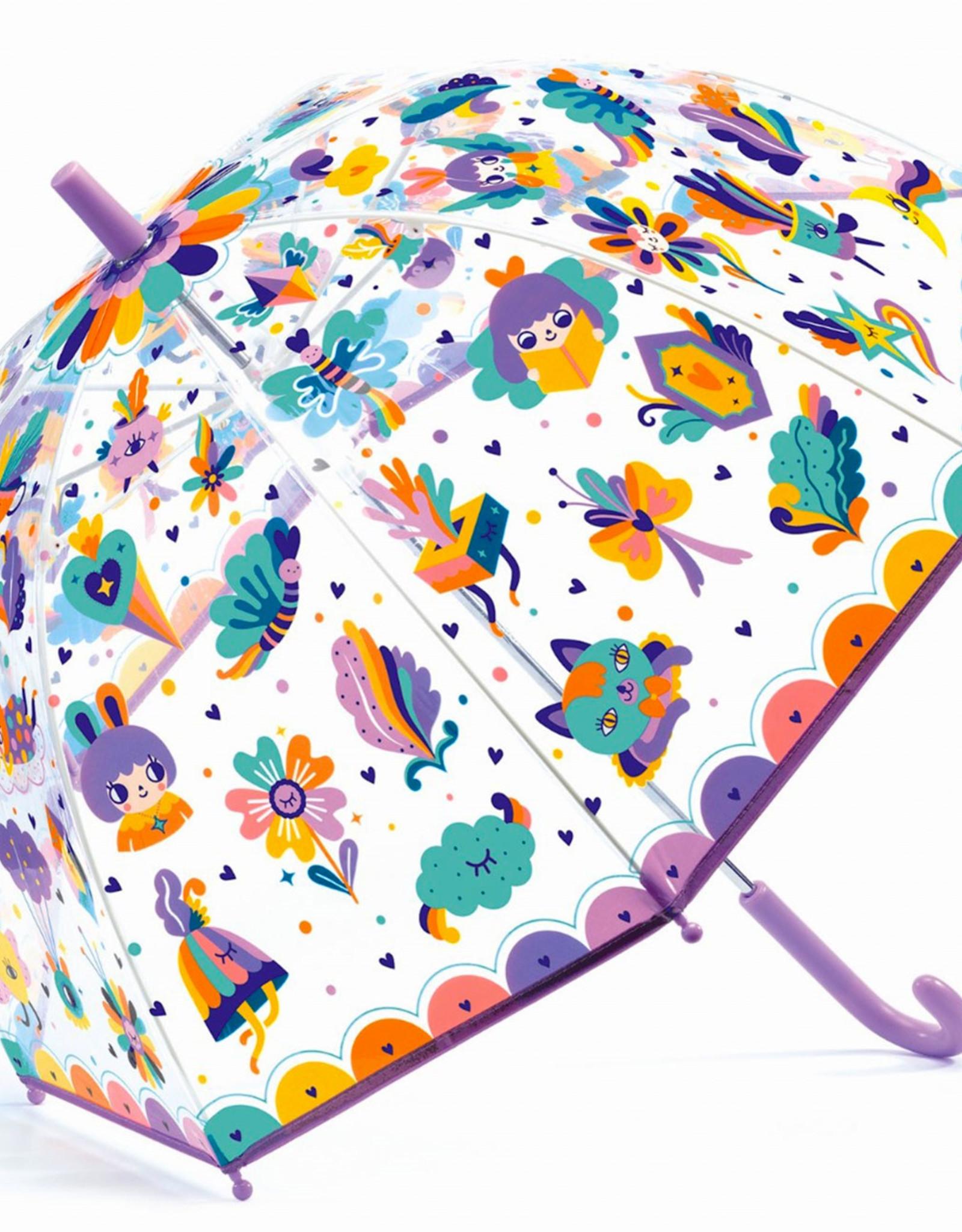 Djeco Paraplu Rainbow
