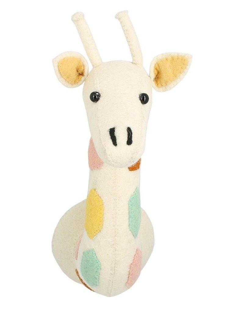 Fiona Walker Giraf Pastel Mini