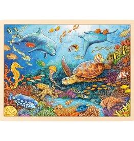 Goki Puzzel Zeeleven 3+