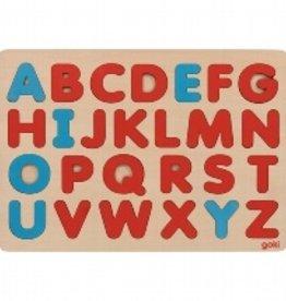 Goki Puzzel Alfabet 3+