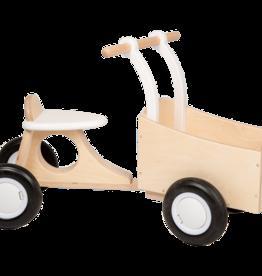 Van Dijk Toys Bakfiets Wit