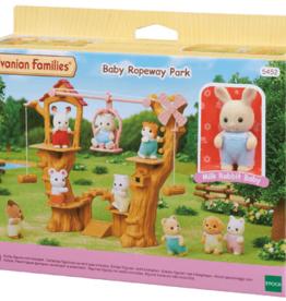 Sylvanian Families Baby Ropeway Park