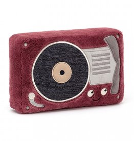 Jellycat Record PLayer Wiggedy