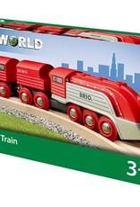Brio Stroomlijn Trein