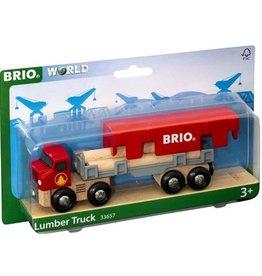 Brio Houttransport Vrachtwagen