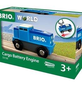 Brio Goederen Trein op Batterij