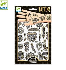 Djeco Tattoo Golden Chic