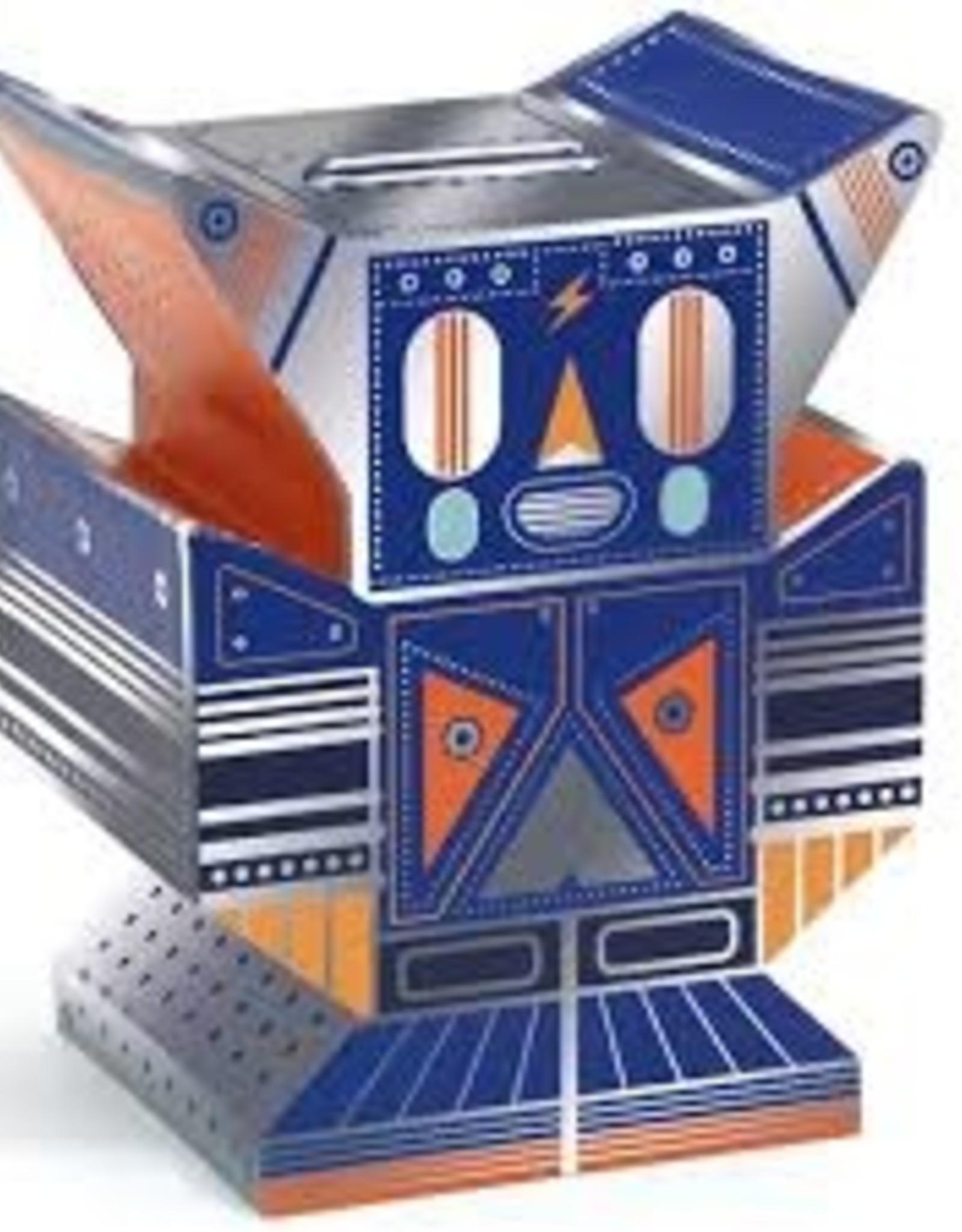Djeco Spaarpot Robot