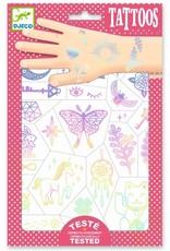 Djeco Tattoo Gelukssymbolen