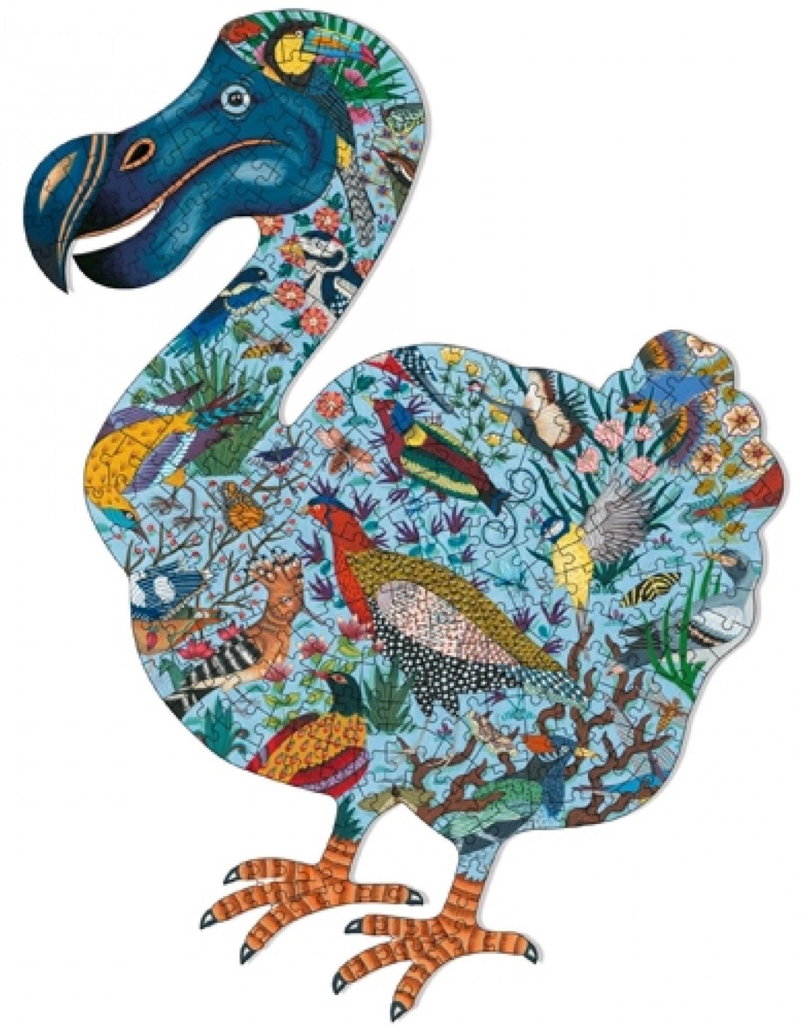 Djeco Puzzel Art Dodo