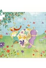 Djeco Puzzel Bloemenprinses
