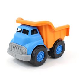 Green Toys Dump Truck Oranje/Blauw