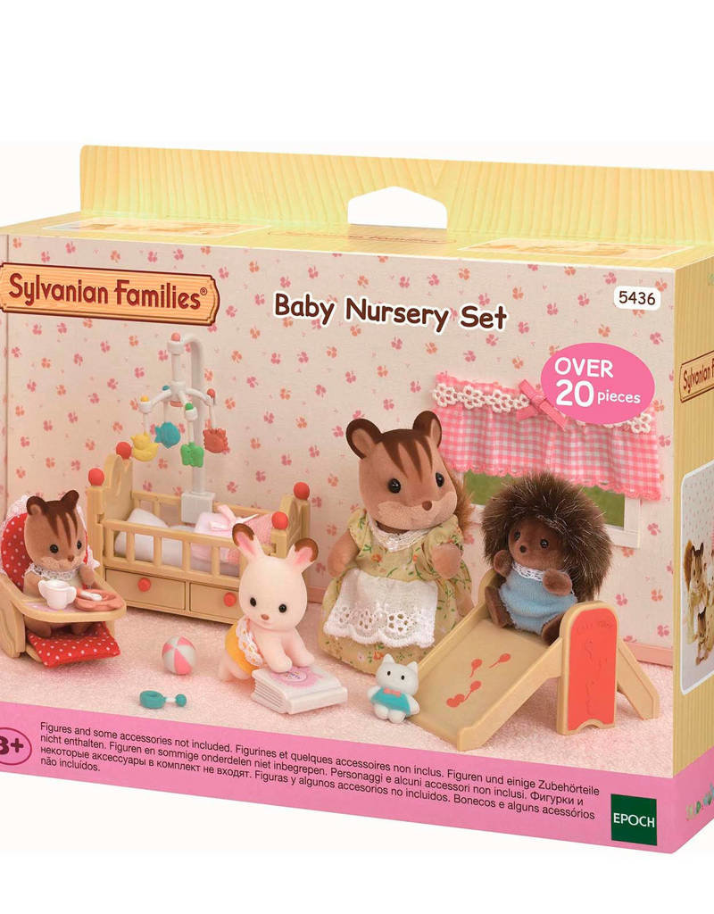 Sylvanian Families Baby Nursery Set
