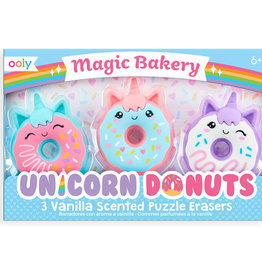 Ooly Gum Unicorn Donut