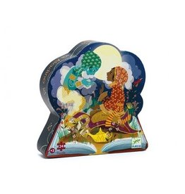 Djeco Puzzel Aladin