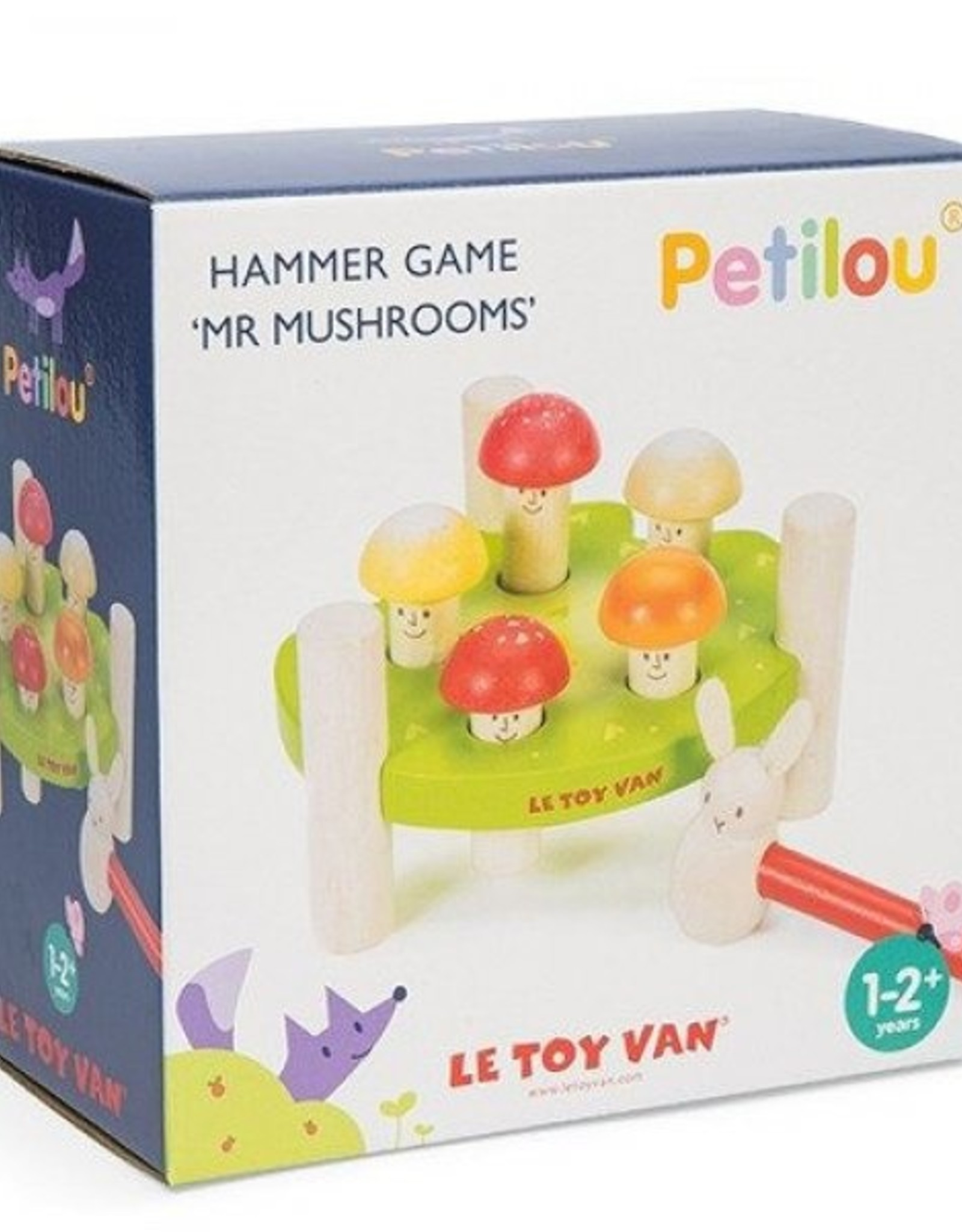 Le Toy Van Hamer spel