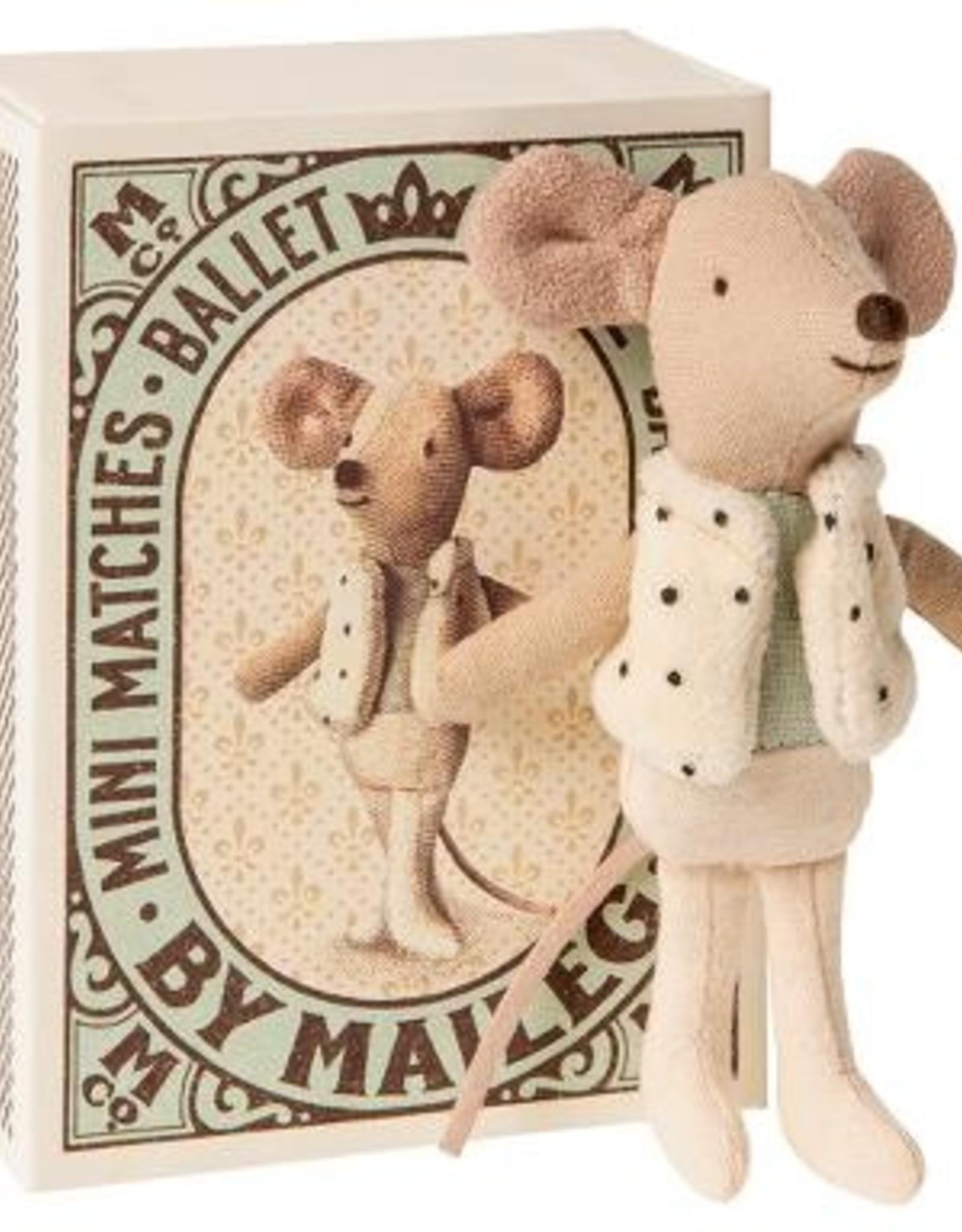 Maileg Danser - Broertje muis