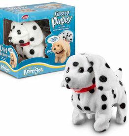 Flipping Puppy