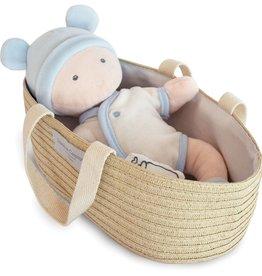 Doudou et Compagnie Little Baby Blauw