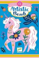 Djeco Artistic Beads Unicorn