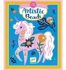 Djeco Artistic Beads Unicorn