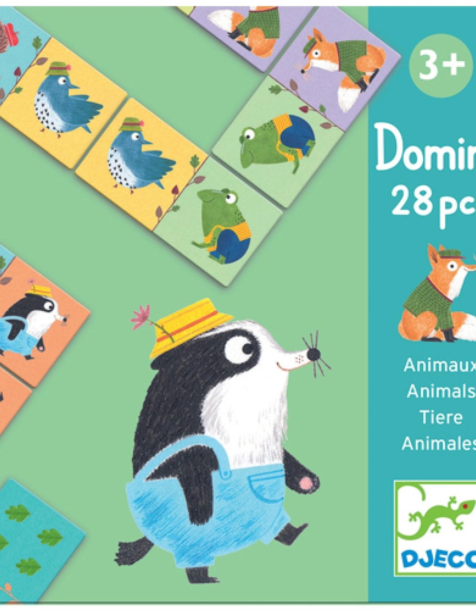 Djeco Domino 3+
