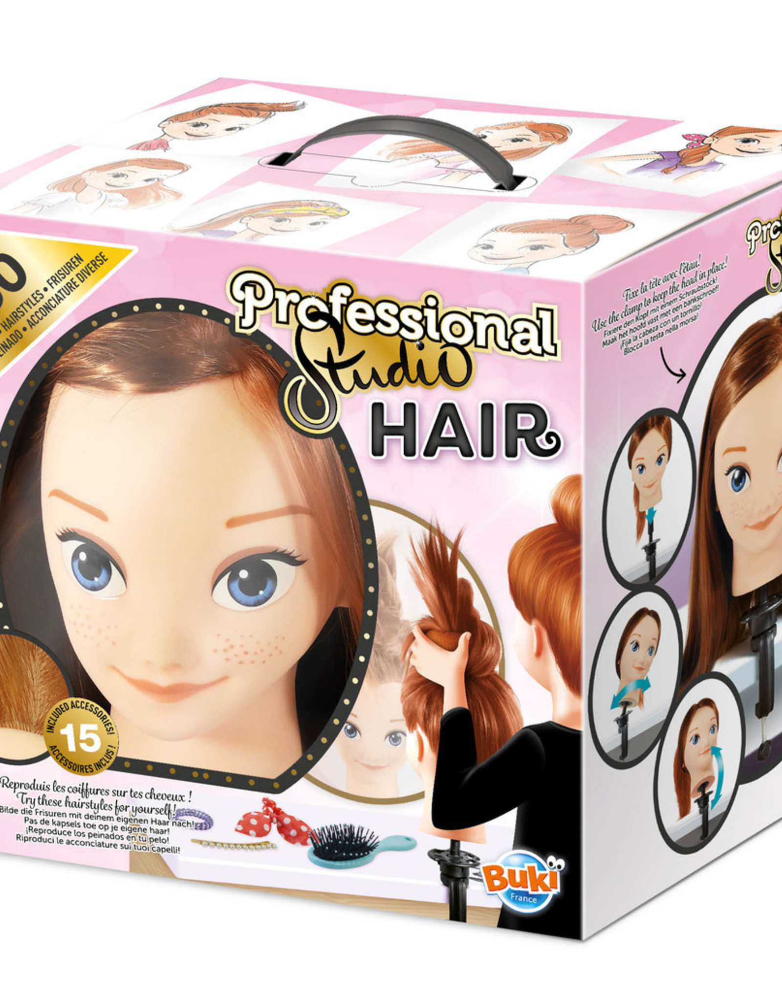Buki Professional Studio Hair