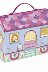 Djeco Caravan Bluchka & Indie