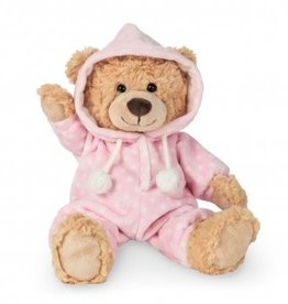Hermann Teddy Beer Roze Pyjama