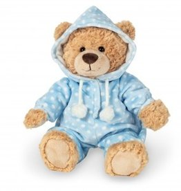 Hermann Teddy Beer Blauw Pyjama