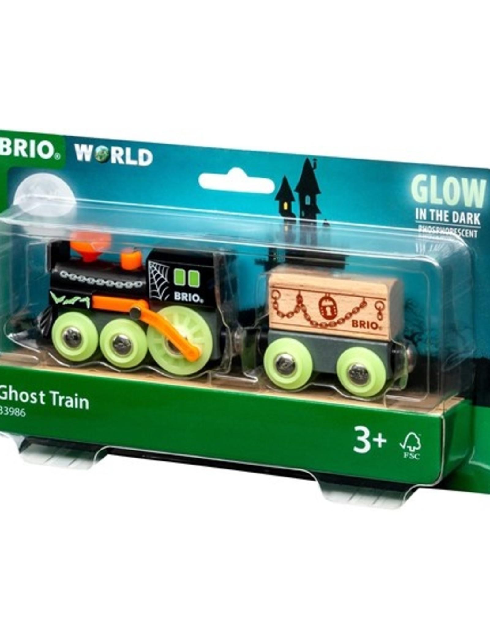 Brio Ghost Train