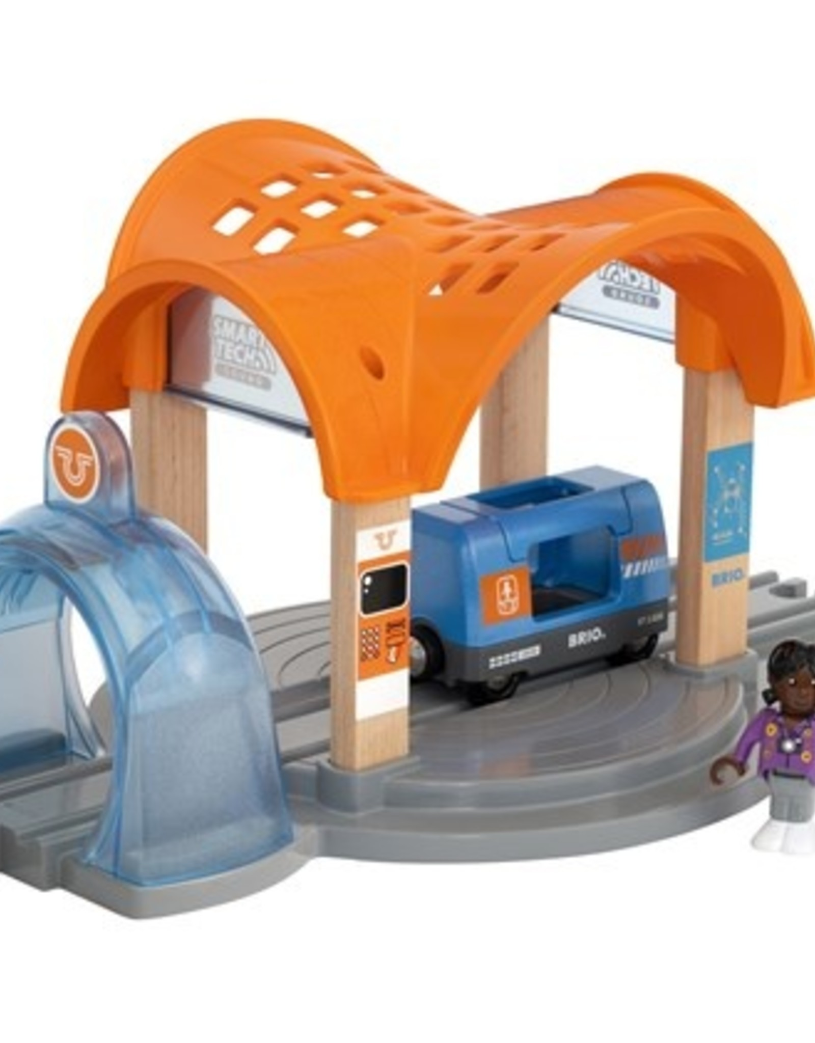 Brio Smart Sound Action Tunnel Station