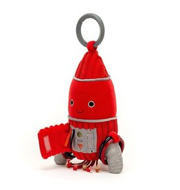 Jellycat Activity Raket Cosmopop