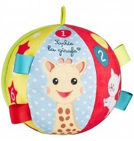 Sophie La Girafe Bal Stof