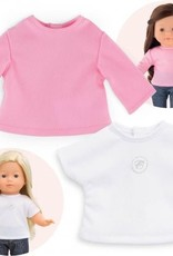 Corolle 2 T-shirts
