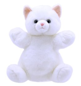 Handpop Cuddly Kat Wit
